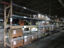 Sections Pallet Rackings