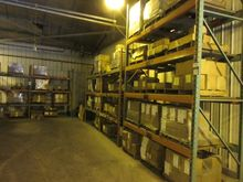 Sections Assorted Pallet Rackin