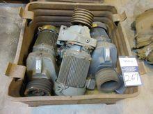 Assorted Electric Motors