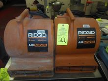 Ridgid AM25500 1600 CFM Blower