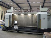 2009 Axa VHC2-4000XTS CNC Trave