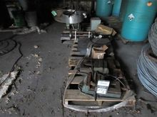 Lot Assorted Machines, Spare Pa
