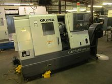 2005 Okuma Captain-L370 2-Axis