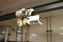 Coffing 1/4-Ton Electric Hoist