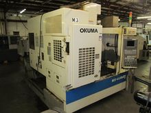 Used Okuma MX-45VAE