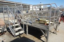 Stainless Steel Operators Platf