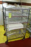 Amco Rolling Shelves