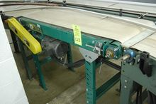 """Automated Conveyor System 20"""" W"""