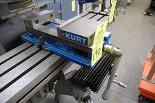 Kurt D675 Machine Vise