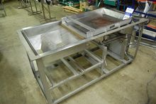 "Syntron 24"" Wide Stainless Stee"