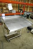 "Syntron 34"" Wide Stainless Stee"