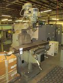 Sharp 3-HP Vertical Milling Mac
