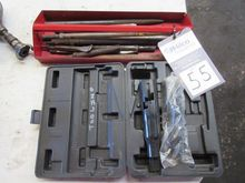 Lot Assorted Chisel Tooling