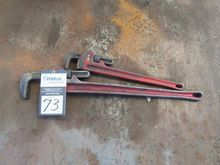 Ridgid Assorted Pipe Wrenches
