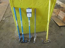 Assorted Foot Type Pipe Benders