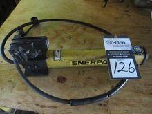 Enerpac Hand Pump Hydraulic Pow