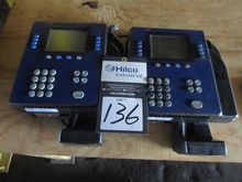 ADP 4500 Digital Time Clock wit