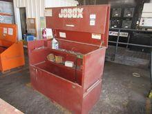 Jobox Gas Spring Lid Tool Box