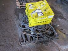 Pallet Weld Leads, Wire Feed Gu