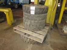 Solid Forklift Wheels Spare Par