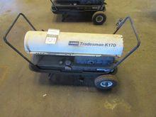 Tradesman CP K170AK 170 BTU Por