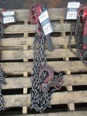 American 3 Ton Lever Type Chain