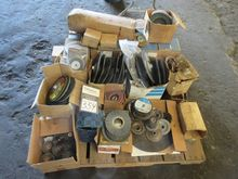 Lot Assorted Grinding & Cutting