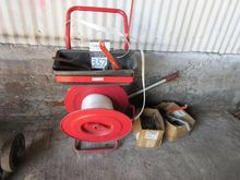 2 Wheel Nylon Strapping Machine