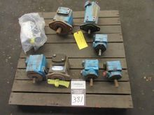 Used Hydraulic Pumps