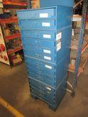 14 Drawer Storage Cabinet