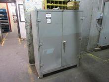 Lyon Two Door Storage Cabinet