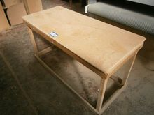Various Wooden Work Benches