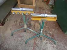MACC Adjustable Roller Stands