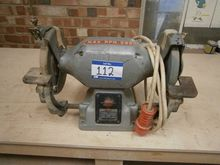 Wolf T68H Twin Heated Grinder