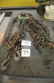 Lot Assorted Lifting Chain