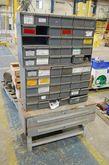 24-Drawer Hardware Storage Cabi