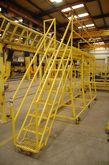 8-Step Rolling Safety Ladder