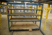 5-Shelf Steel Storage Shelving