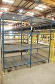4-Shelf Steel Storage Shelving