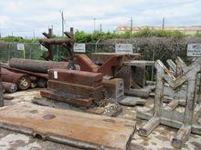 Lot Assorted Forging Press Tool
