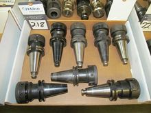 CAT40 Collet Tool Holders