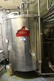 Stainless Steel 2,500 Litre Ver