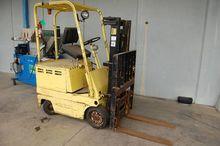 Baker FTD-020 2000 Lb. Electic