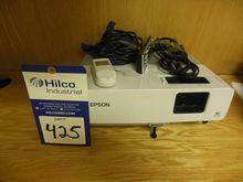 Epson Power Lite 83C Projector