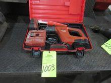 Hilti WSR 650-A 24 Volt Cordles