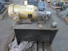 Motion Industries 10 Hp Hydraul