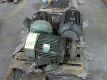 Used 25 Hp Electric