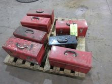 Waterloo Hand Cary Tool Boxes