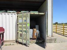 20' Conex Shipping Container