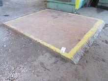 Lot Large Quantity Steel Floor